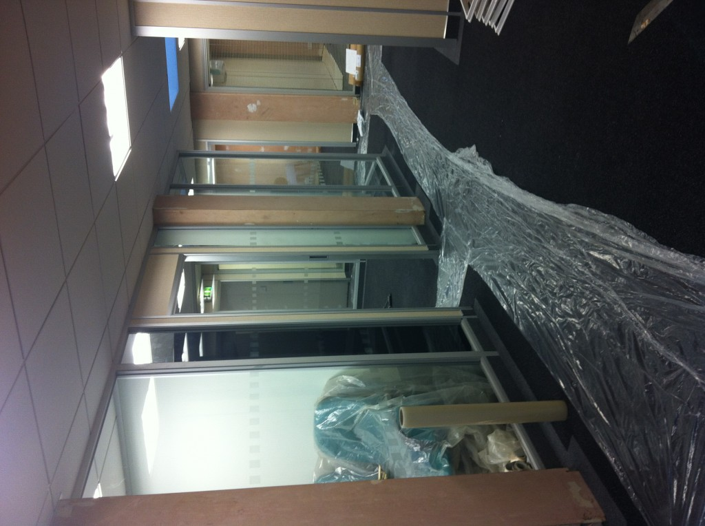 New Serviced Offices Floor 2 - 'Work in Progress'