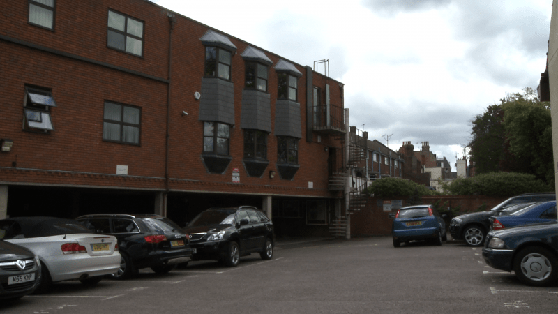 Car park - Highstone House Business Centre