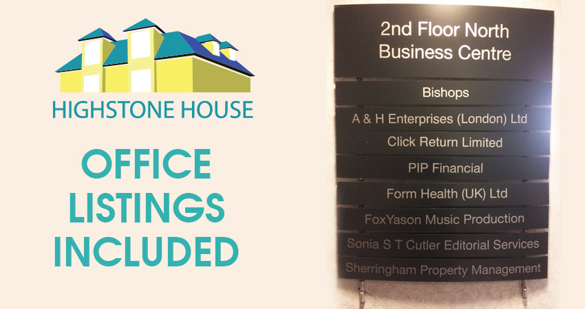 Highstone House Business Centre