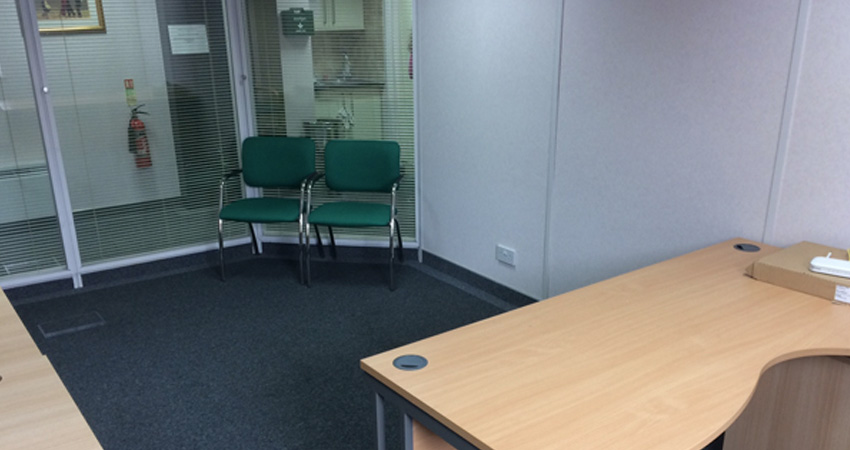 Serviced Offices Highstone House Barnet